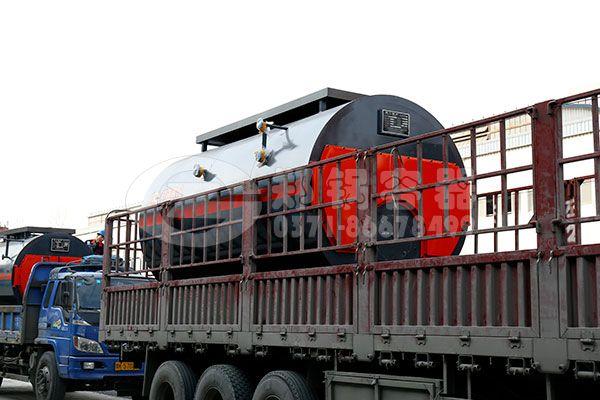8吨燃气蒸汽锅炉价格和生产工期是多久 郑州郑锅容器有限公司